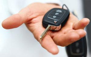 chiavi auto